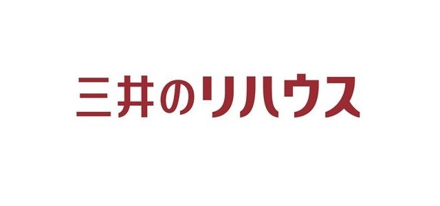 三井のリハウスのロゴ,