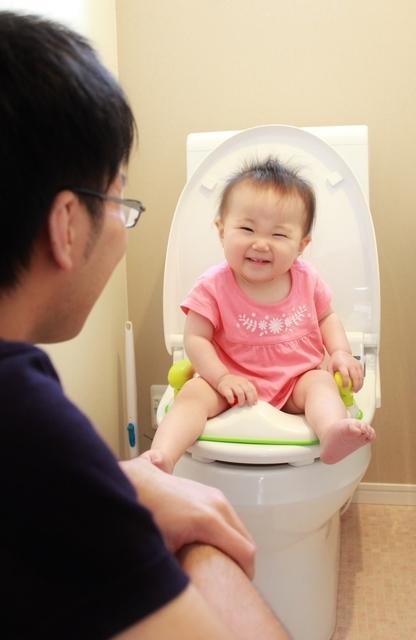 パパとトイレトレーニング,おまる,おすすめ,