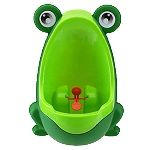 (POMAIKAI) トイレトレーニング オマル 男の子 おまる カエル トイレ (グリーン),おまる,おすすめ,
