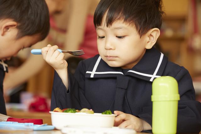スプーンの鉛筆握り,お箸,練習,レシピ