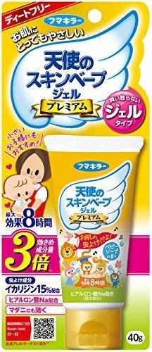 天使のスキンベープ 虫除け ジェル プレミアム 40g ベビーソープの香り,赤ちゃん,虫除け,