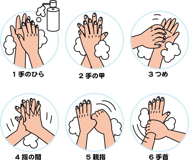 手洗いの仕方,手洗い,うがい,子供