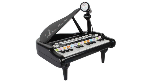 RASTAR 電子ミニピアノ,おもちゃ,ピアノ,