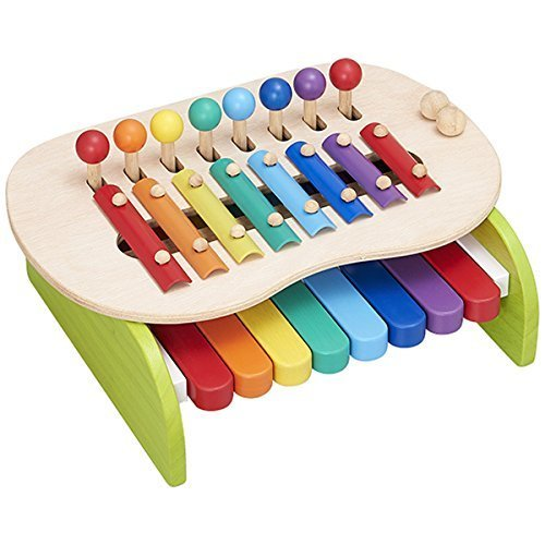 Ed.inter(エド・インター) 森のメロディメーカー【813010】,おもちゃ,ピアノ,