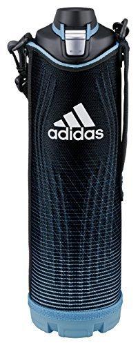 タイガー 水筒 1.5L 直飲み アディダス ブルー ポーチ付き スポーツ ボトル MME-D15X-A Tiger Adidas,小学生,水筒,