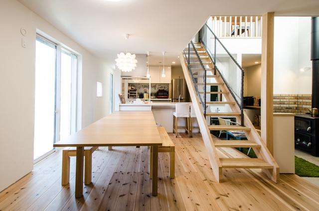 階段のある家,新築,戸建て,