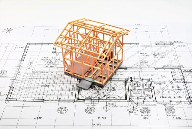 家の模型,新築,中古,注文住宅