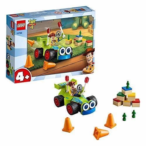 レゴ(LEGO) トイストーリー4 ウッディ&RC 10766 ディズニー ブロック おもちゃ 女の子 男の子,コズレ,プレゼント,当選