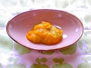 <離乳食初期>おさかなパンプキン,離乳食,魚,