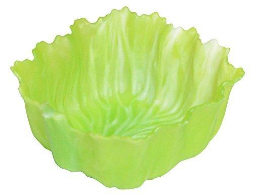 シンカテック 抗菌 お弁当カップ 角型 ベジカップ レタス 4個入 グリーン,お弁当,仕切り,