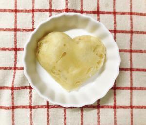 【離乳食後期】りんごとさつまいもの蒸しパン ,さつまいも,離乳食,後期