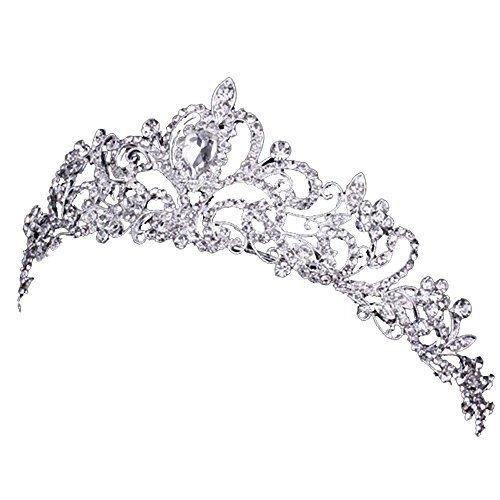 [Petit Celeb] ティアラ ウエディング ヘッドドレス 髪飾り 結婚式 和装 王冠 プリンセス,マタニティフォト,衣装,