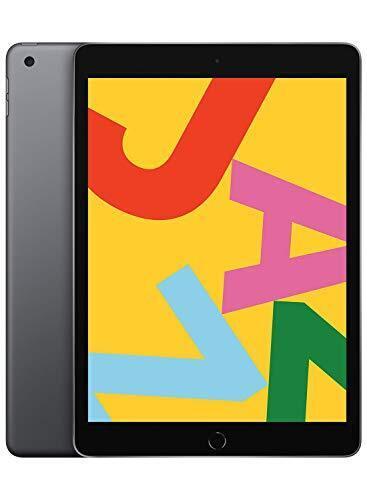 Apple iPad (10.2インチ, Wi-Fi, 32GB) - スペースグレイ(最新モデル),幼児,自由研究,