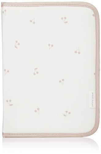 [ジェラート ピケ] チェリー柄コーティング縦型母子手帳ケース PWGG202665 PNK,母子手帳ケース,おすすめ,