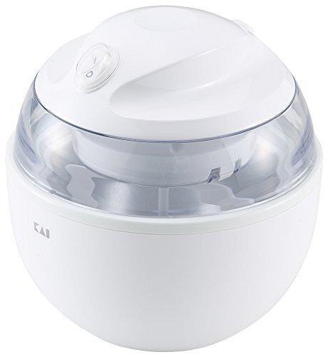 貝印 アイスクリームメーカー ホワイト DL-5929,夏休み,節約,おうち時間