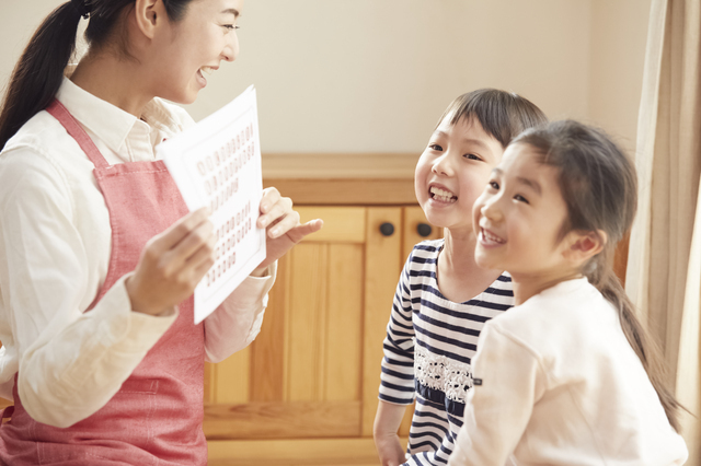 3歳習い事メリット,子ども,習い事,ランキング