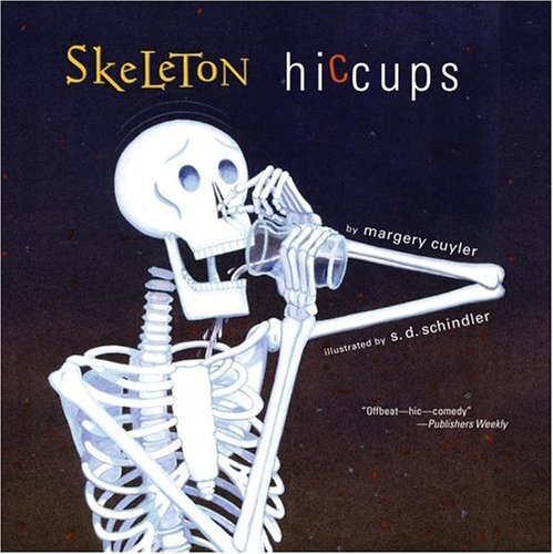 Skeleton Hiccups,英語,絵本,