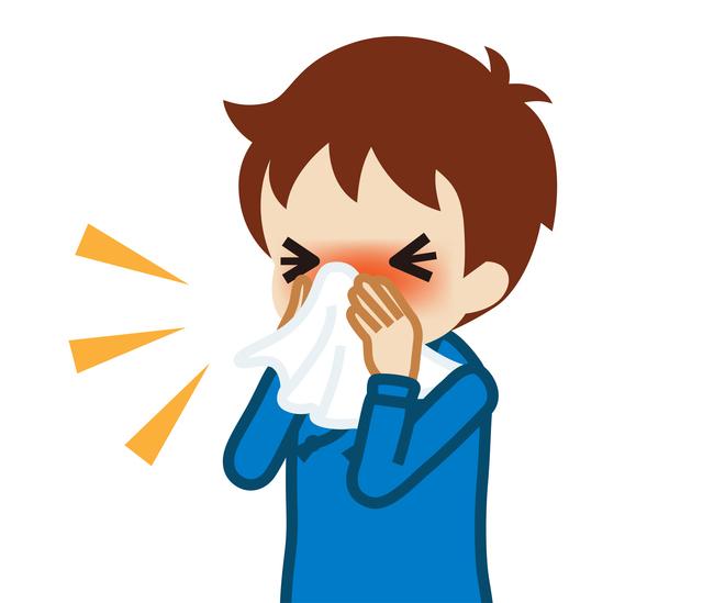 多いのは鼻水・鼻づまり,花粉症,子ども,
