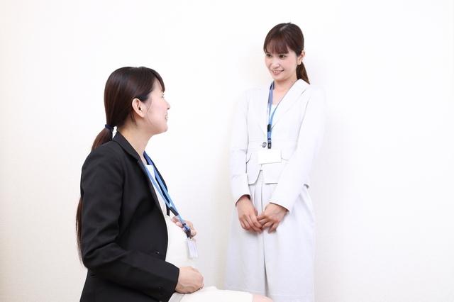 妊婦さんと同僚,妊娠初期,気をつけること,
