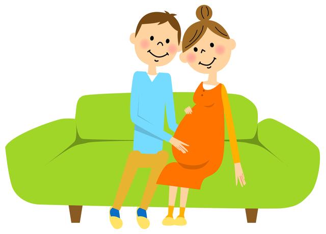 パパとママ,妊娠初期,眠気,