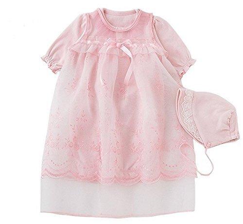 (チャックル) chuckle チャックルベビー オリジナル セレモニードレス 3点セット 【 通年素材 】 ピンク 50-60cm P5386E-00-20,ベビー,セレモニードレス,