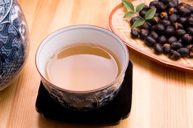 黒豆茶,妊娠中,飲み物,