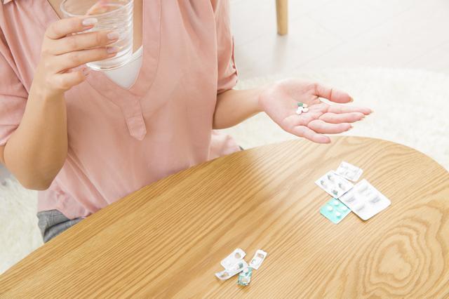 女性薬,妊娠20週,