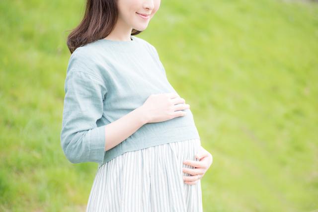 妊婦おなか,妊娠28週,胎児,