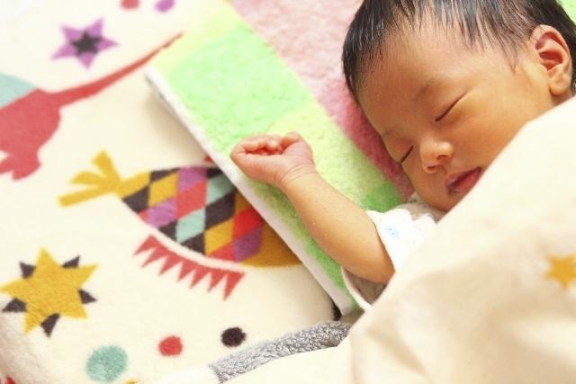 赤ちゃん,赤ちゃん,寝かしつけ,方法