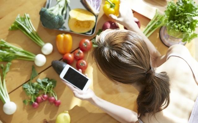 少量の野菜,つわり,栄養,