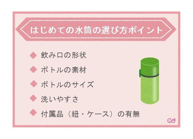 1~2歳の子ども向け水筒の選び方,水筒,1歳,