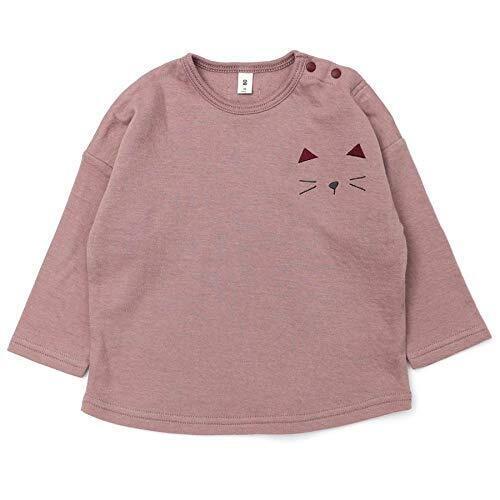 Piccolo (ピッコロ) 長袖Tシャツ (70~95cm) キムラタンの子供服 (34301-203) ピンク 95,ベビー服,ブランド,