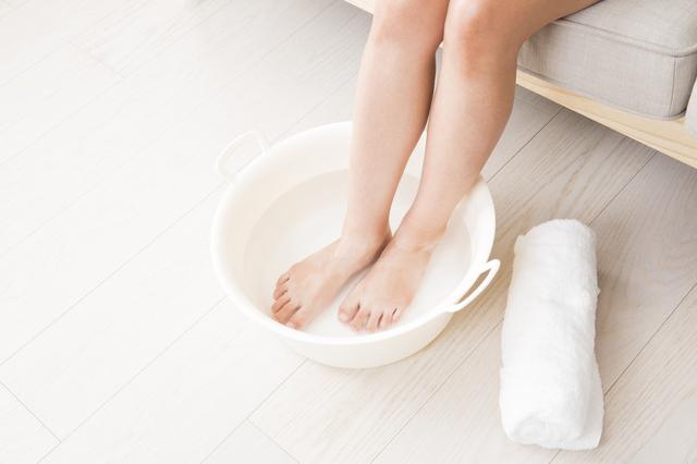 足浴イメージ,妊娠,30,週