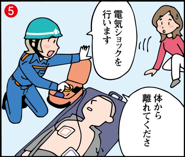 ⑤,救急,