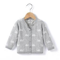 コクーン 白鳥のモチーフカーディガン BUYMA,ベビー服,海外ブランド,