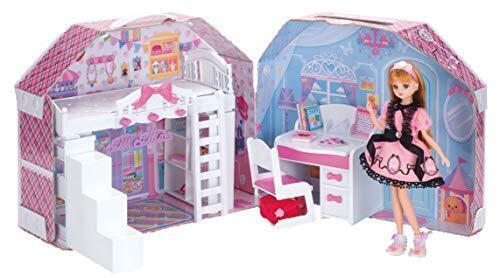 リカちゃんハウス すてきなリカちゃんのおへや,クリスマス,おもちゃ,定番