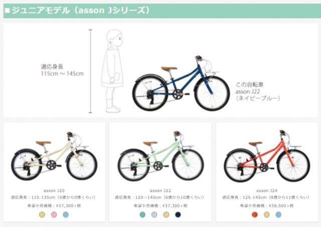 子ども自転車,