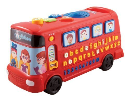 VTech Playtime Bus with Phonics,英語,知育,玩具