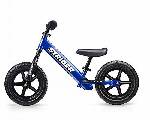ストライダー スポーツモデル (STRIDER Sport) 12インチ 本体 ブルー 日本正規品,ペダルなし,自転車,