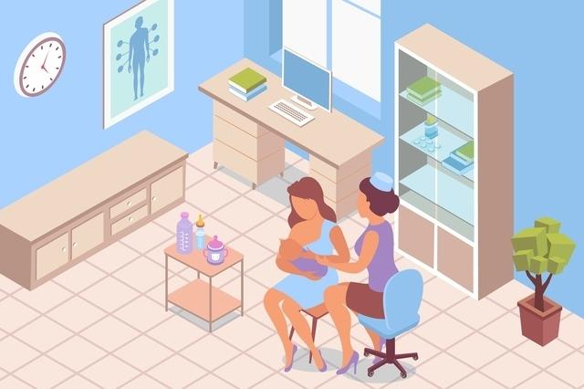授乳の仕方について,母乳,出ない,トラブル