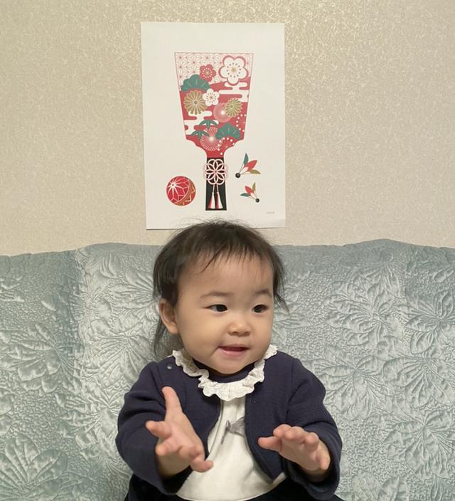 羽子板 赤ちゃん 初正月,赤ちゃん,はじめて,お正月