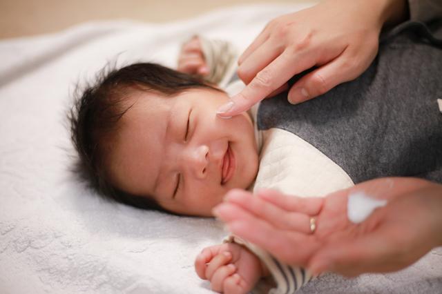 お肌のトラブルがある,赤ちゃん,体のケア,