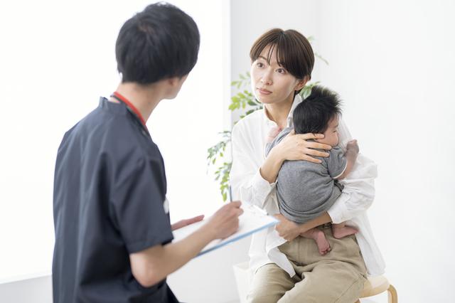 かかりつけ医にまずは相談してみましょう,0歳,予防接種,スケジュール