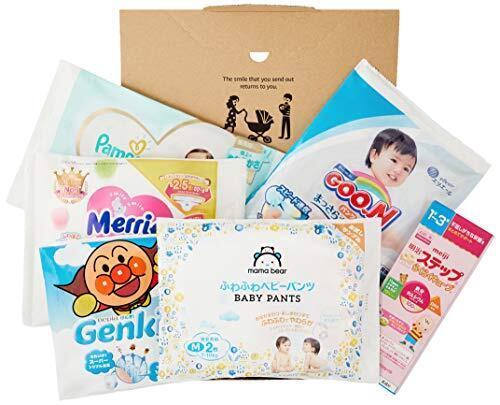【Amazon.co.jp 限定】「Amazonファミリー くらべるおむつボックス Mサイズ」,赤ちゃん,おむつ,
