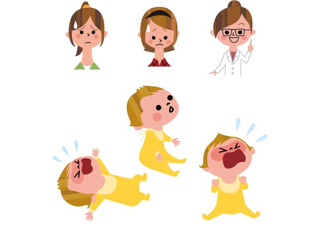 赤ちゃんがなくに困ったら,産後,困ったこと,
