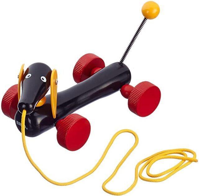 BRIO (ブリオ) プルトイ ダッチー [ 木製 おもちゃ ] 30332,コズレ,プレゼント,当選
