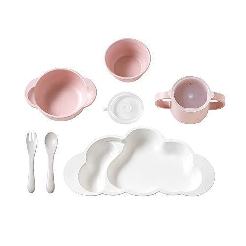 [10mois(ディモワ)] mamamanma(マママンマ) grandeセット ピンク 19251007,ベビー食器,おすすめ,