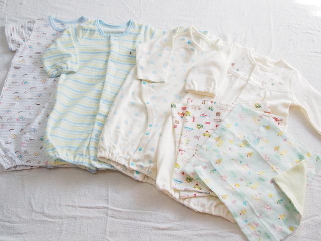 ベビー服,服選び,赤ちゃん,季節