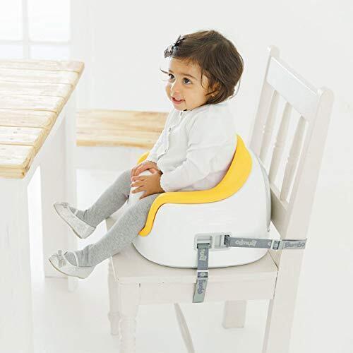 Bumbo バンボ マルチシート【正規総輸入元】 成長に合わせて長く使える 3ステージ ミモザイエロー 6か月~,離乳食,椅子,