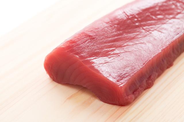 赤身魚刺身,離乳食中期,食材,